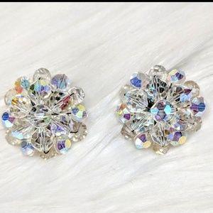 Jewelry - Czech Crystal Earrings